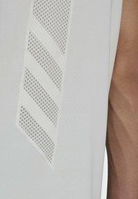 adidas Performance - TERREX PARLEY AGRAVIC TRAIL ALL-AROUND  - Basic T-shirt - white - 4