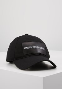 Calvin Klein Jeans - INSTITUTIONAL  - Casquette - black - 0