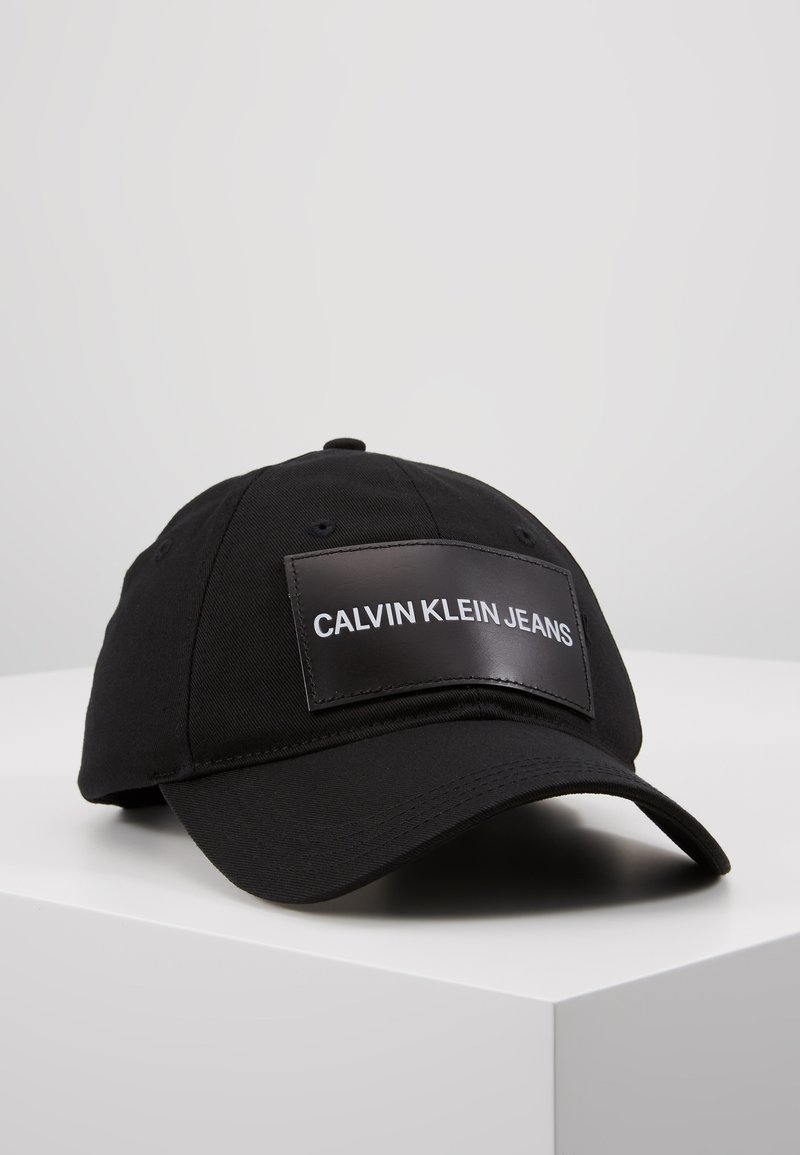 Calvin Klein Jeans - INSTITUTIONAL  - Casquette - black