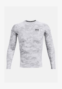Under Armour - Long sleeved top - white - 3