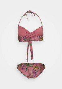 ONLY - ONLJULIE BRAZILIAN SET - Bikini - dusty rose - 1