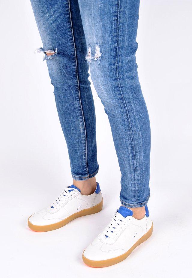 SNEAKER AMELIE - Sneakers laag - white