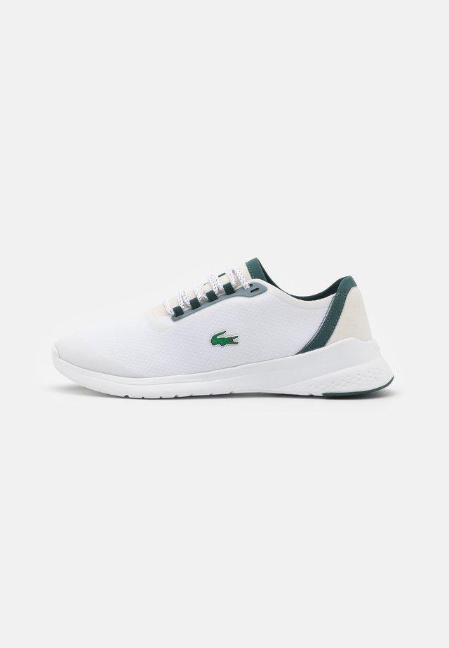 LT FIT  - Baskets basses - white/dark green