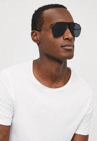Dolce&Gabbana - Sluneční brýle - matte black/grey - 1