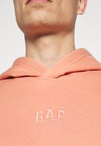 GAP - LOGO - Bluza - sunburn orange - 5
