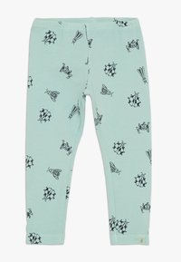 Smitten Organic - LEGGING STRAIGHT BABY - Leggings - Trousers - dewdrop - 0