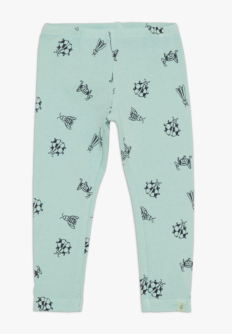 Smitten Organic - LEGGING STRAIGHT BABY - Leggings - Trousers - dewdrop