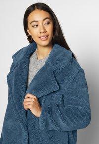 ONLY - ONLEVELIN LONG COAT  - Classic coat - riverside - 4