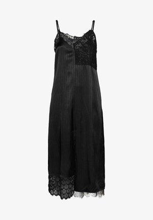 TUORLO FLUIDO - Denní šaty - nero limousine