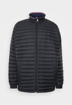 CORE PACKABLE JACKET - Gewatteerde jas - black