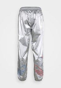 adidas Originals - TRICOL UNISEX - Trousers - silver - 1