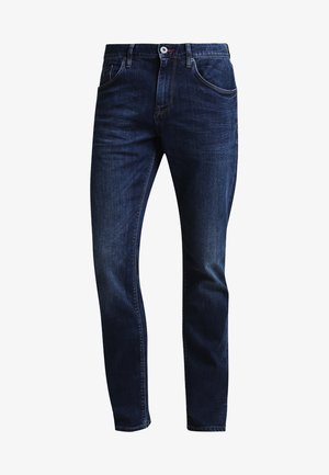 BLEECKER - Jeansy Slim Fit - new dark stone