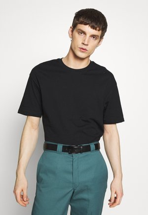 JCOALEX TEE CREW NECK - T-shirt basic - black