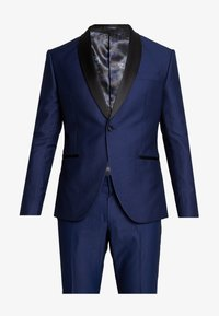 Isaac Dewhirst - FASHION TUX - Garnitur - dark blue - 11