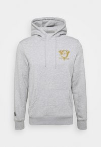 Fanatics - ANAHEIM LOGO GRAPHIC HOODIE - Hoodie - sports grey - 4