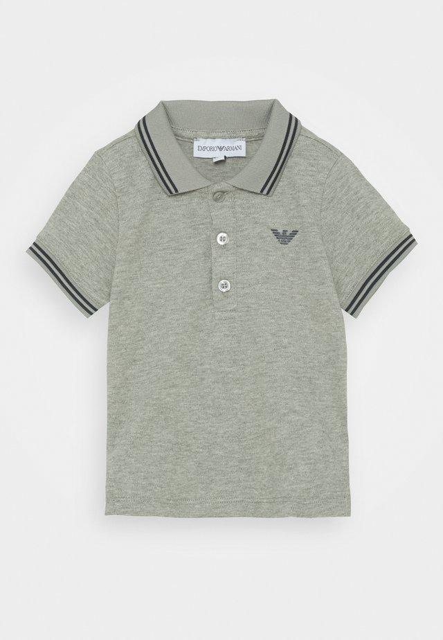 BABY - Poloshirt - grigio melch