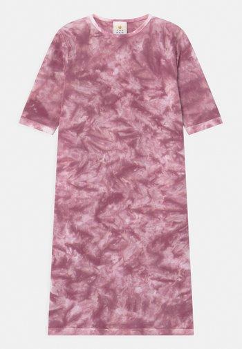ELSA - Jersey dress - heather rose