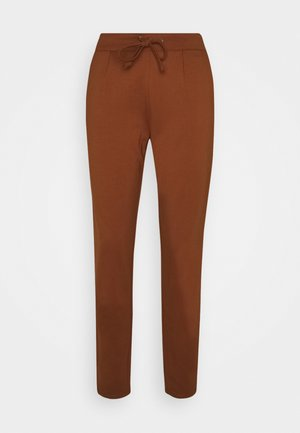 JDYPRETTY NEW PANT - Tracksuit bottoms - cherry mahogany