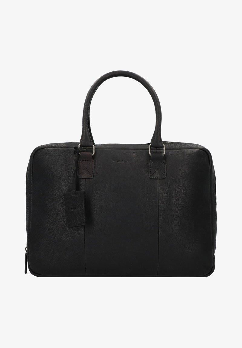 Burkely - Briefcase - black