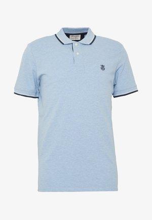 SLHNEWSEASON - Polo shirt - skyway/melange