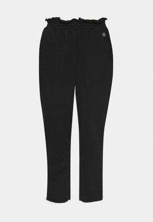 ONLMONROE LIFE PANT - Tracksuit bottoms - black
