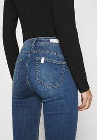 Liu Jo Jeans - DIVINE  - Skinny džíny - blue - 3