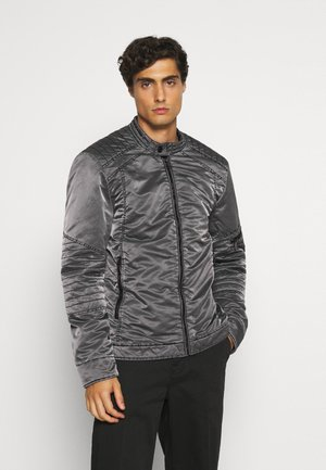 GALAXY BIKER - Light jacket - jet black