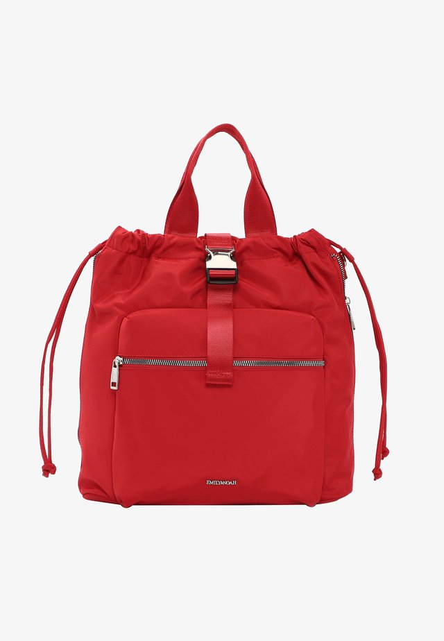 SUZA - Sac à dos - red