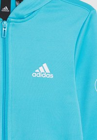 adidas Performance - HOODIE PES TRAINING SPORTS TRACKSUIT - Tracksuit - blue - 4
