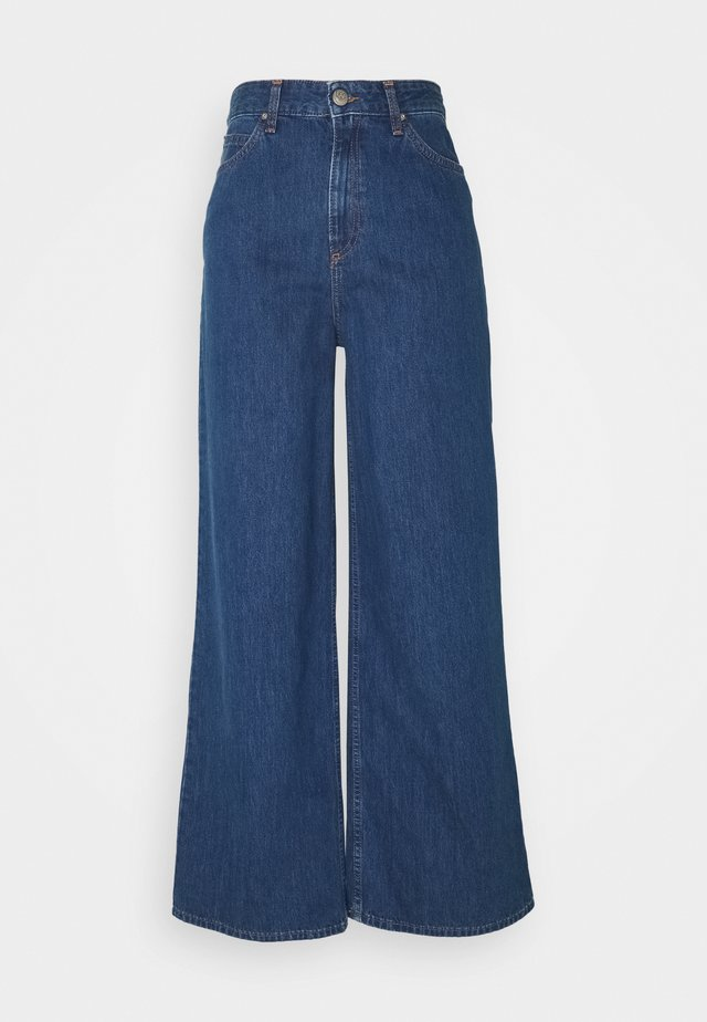 A LINE - Flared Jeans - mid jelt