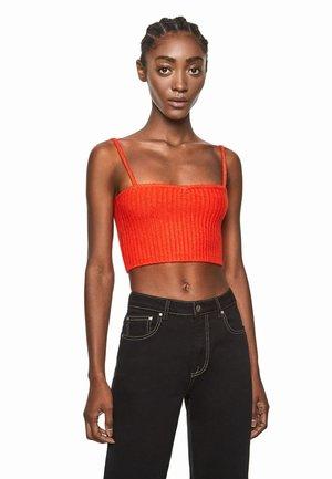 DUA LIPA X PEPE JEANS - Top - bright orange