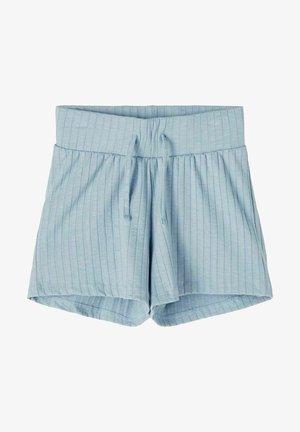 Shorts - dusty blue
