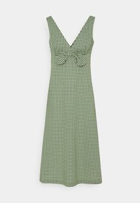 kate spade new york - MINI GINGHAM BOW DRESS - Denní šaty - courtyard - 0