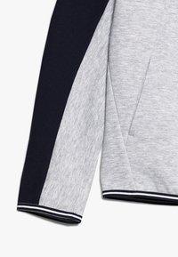 Lacoste - veste en sweat zippée - navy blue/silver chine - 2