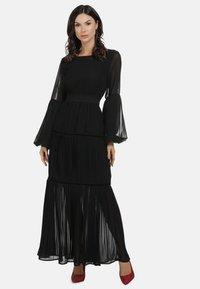 faina - Maxi dress - schwarz - 2