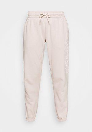 EASY - Teplákové kalhoty - dull rose