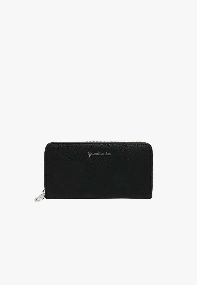 Stradivarius - Wallet - black