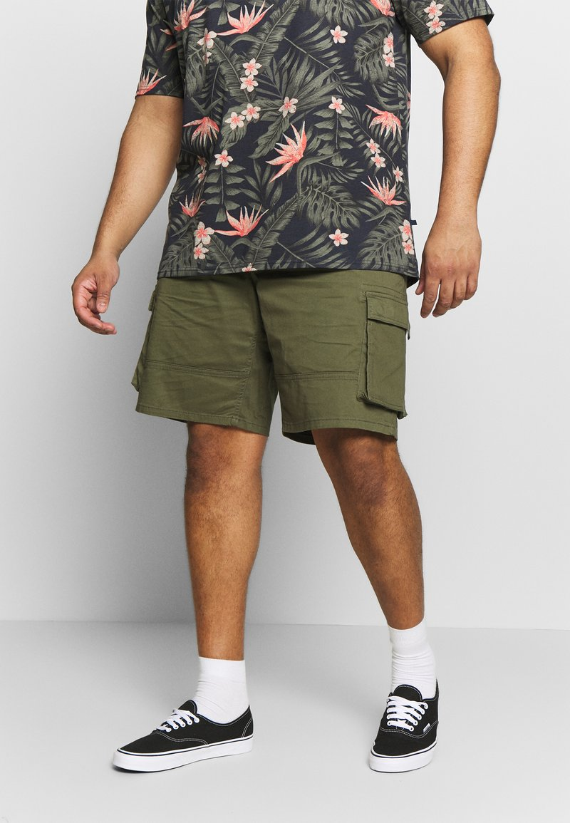 Only & Sons - ONSCAM CARGO - Shorts - olive night
