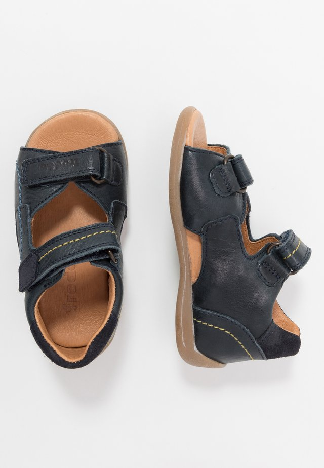GOGI MEDIUM FIT - Riemensandalette - dark blue