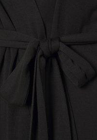 Anna Field - 3 PIECE LOUNGE SET - Pyžamová sada - black - 4