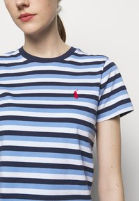 Polo Ralph Lauren - Print T-shirt - navy - 5