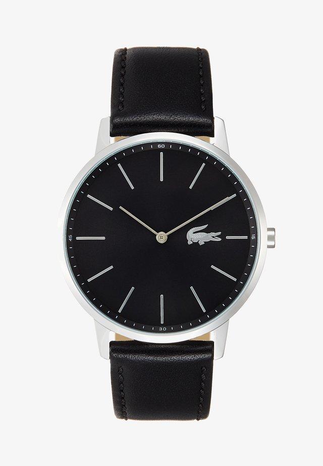 MOON - Uhr - black