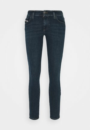 SLANDY LOW - Jeans Skinny - dark blue