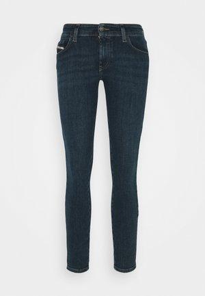SLANDY LOW - Jeans Skinny Fit - dark blue