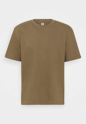 T-shirts basic - brown