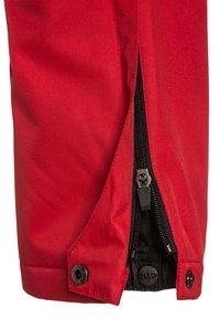 CMP - SALOPETTE UNISEX - Zimní kalhoty - red - 4