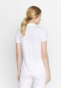 Puma Golf - ROTATION - Polo shirt - bright white - 2