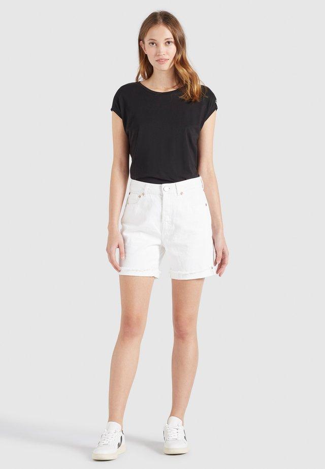 ROSANNA - Shorts di jeans - weiß