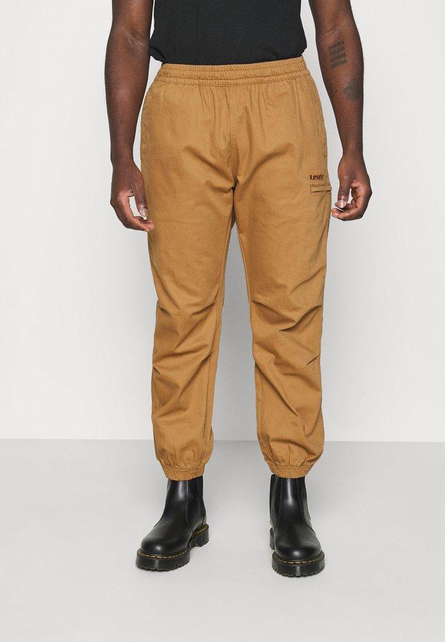 MARINE JOGGER - Pantalones deportivos - neutrals