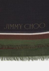Jimmy Choo - SCIALLE - Šátek - nero - 2